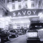 Christopher Langdown at The Savoy