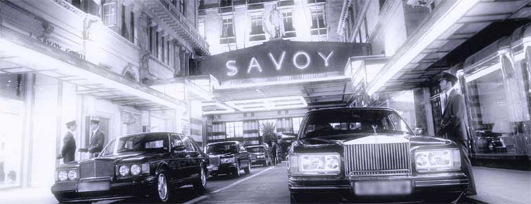 Chris Langdown at The Savoy
